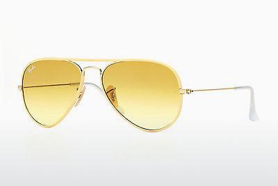 Lunettes de soleil Ray-Ban AVIATOR FULL COLOR (RB3025JM 001/X4) - Or