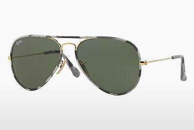 Lunettes de soleil Ray-Ban AVIATOR FULL COLOR (RB3025JM 171) - Or