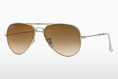 Lunettes de soleil Ray-Ban AVIATOR FOLDING (RB3479 001/51) - Or