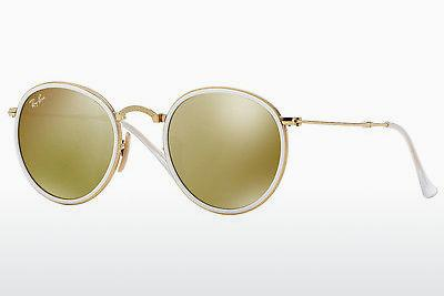 Lunettes de soleil Ray-Ban ROUND (RB3517 001/93) - Or