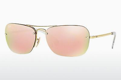 Lunettes de soleil Ray-Ban RB3541 001/2Y - Or