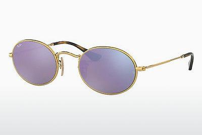 Lunettes de soleil Ray-Ban RB3547N 001/8O - Or