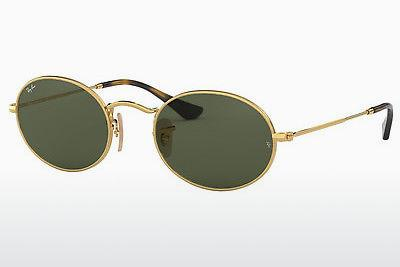 Lunettes de soleil Ray-Ban RB3547N 001 - Or