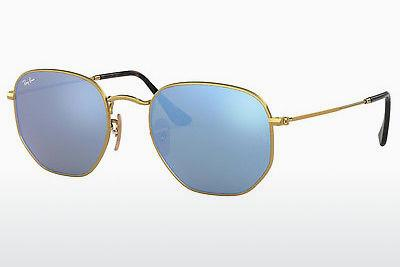 Lunettes de soleil Ray-Ban RB3548N 001/9O - Or