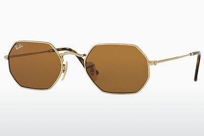 Lunettes de soleil Ray-Ban RB3556N 001/33 - Or