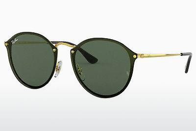 Lunettes de soleil Ray-Ban RB3574N 001/71 - Or