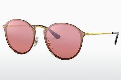 Lunettes de soleil Ray-Ban RB3574N 001/E4 - Or