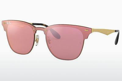 Lunettes de soleil Ray-Ban RB3576N 043/E4 - Rose, Or