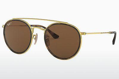 Lunettes de soleil Ray-Ban RB3647N 001/57 - Or