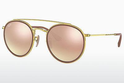 Lunettes de soleil Ray-Ban RB3647N 001/7O - Or
