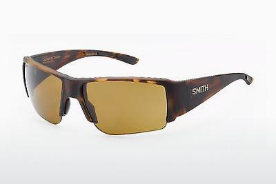 Lunettes de soleil Smith CAPTAINS CHOICE 96V/L5 - Brunes, Havanna