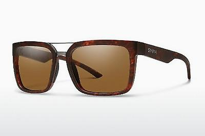 Lunettes de soleil Smith HIGHWIRE FWH/L5 - Brunes, Havanna