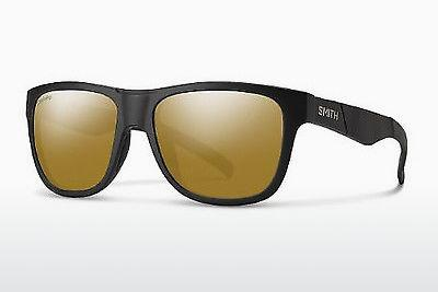 Lunettes de soleil Smith LOWDOWN SLIM/DL 807/QE - Noires