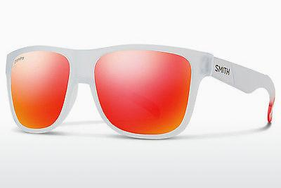 Lunettes de soleil Smith LOWDOWN XL 6XQ/X6 - Rouges