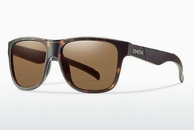 Lunettes de soleil Smith LOWDOWN XL SST/F1 - Brunes, Havanna