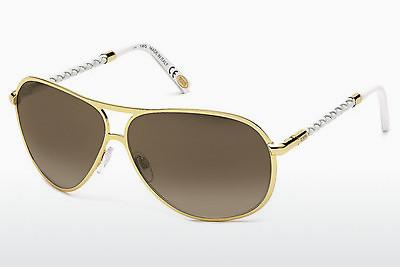 Lunettes de soleil Tod's TO0008 28G - Or
