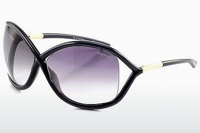 Lunettes de soleil Tom Ford Whitney (FT0009 0B5) - Grises