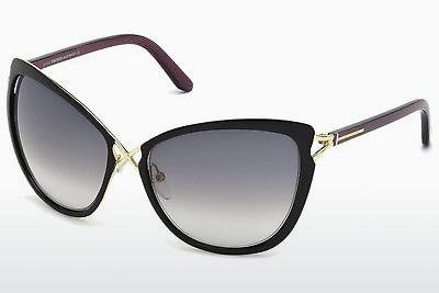 Lunettes de soleil Tom Ford Celia (FT0322 32B) - Or