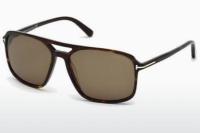 Lunettes de soleil Tom Ford Terry (FT0332 56P) - Havanna