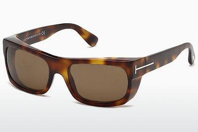 Lunettes de soleil Tom Ford FT0440 53J - Havanna, Yellow, Blond, Brown