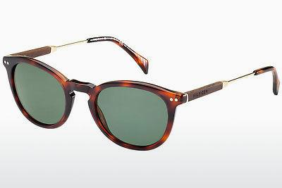 Lunettes de soleil Tommy Hilfiger TH 1198/S 7PY/A3 - Or, Brunes, Havanna, Rouges