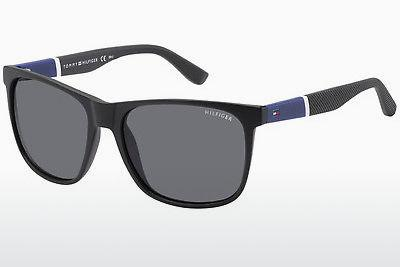 Lunettes de soleil Tommy Hilfiger TH 1281/S FMA/3H - Bkblwhgry