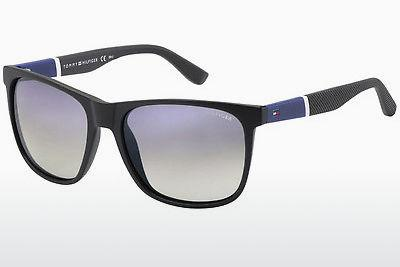 Lunettes de soleil Tommy Hilfiger TH 1281/S FMA/IC - Bkblwhgry