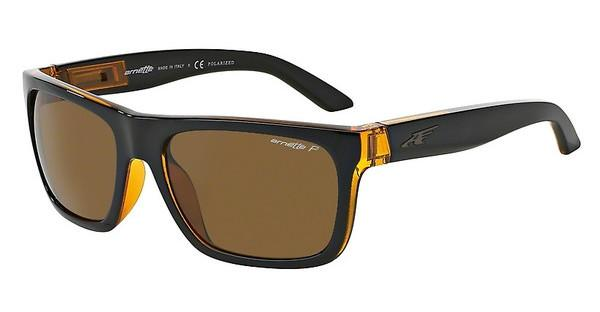 Arnette AN4176 216483 POLAR BROWNTRANSP AMBER/BLACK