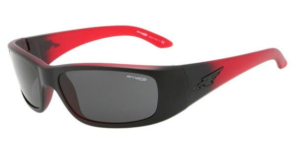 Arnette AN4178 211887 GRAYMATTE TRANSP RED/BLACK