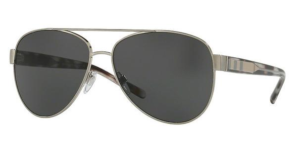 Burberry BE3084 122987 GREYBRUSHED SILVER