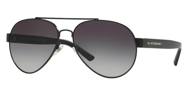 Burberry BE3086 1007S6 GREY GRADIENTMATTE BLACK