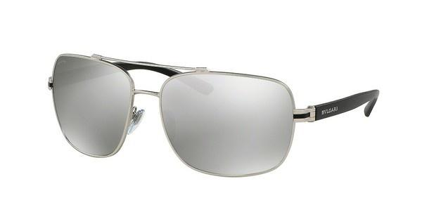Bvlgari BV5038 400/6G LIGHT GREY MIRROR SILVERMATTE SILVER