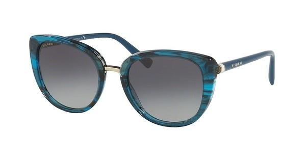Bvlgari BV8177 53968G GREY GRADIENTVARIEGATED BLUE