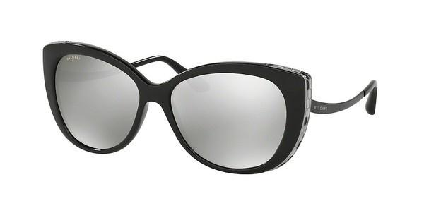 Bvlgari BV8178 901/6G LIGHT GREY MIRROR SILVERBLACK