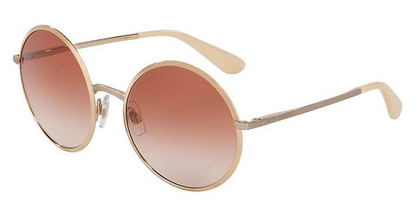 Dolce & Gabbana   DG2155 129313 BROWN GRADIENTPINK GOLD
