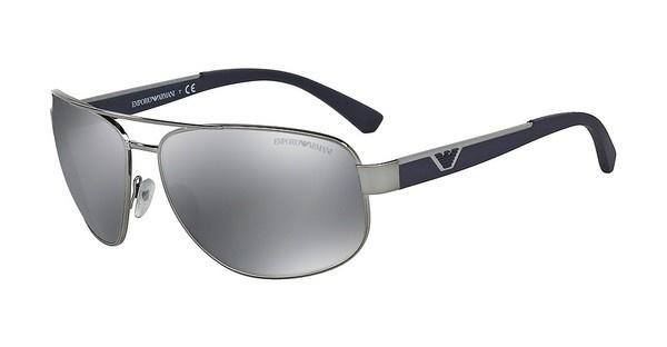Emporio Armani EA2036 30106G LIGHT GREY MIRROR BLACKGUNMETAL