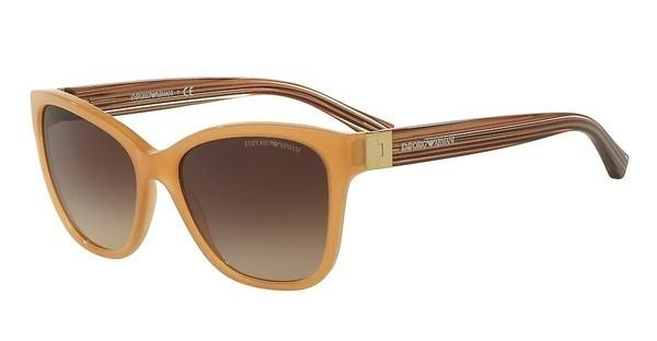 Emporio Armani EA4068 550613 BROWN GRADIENTOPAL HONEY
