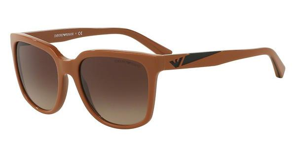 Emporio Armani EA4070 551113 BROWN GRADIENTBISCUIT