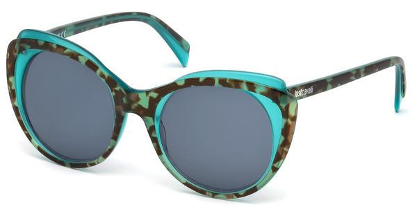 Just Cavalli JC740S 52V blauhavanna dunkel