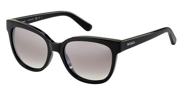 Max & Co. MAX&CO.241/S D28/IC GREY MS SLVSHN BLACK