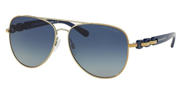 Michael Kors MK1015 11324L BLUE GRADIENTPALE GOLD