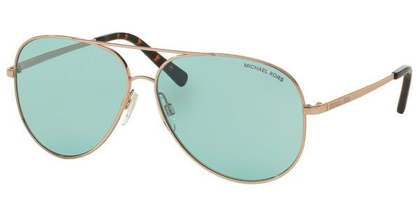 Michael Kors MK5016 102665 TEAL SOLIDROSE GOLD