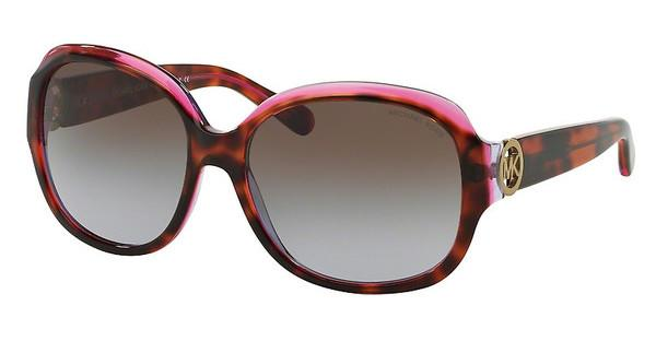 Michael Kors MK6004 300368 BROWN PURPLE GRADIENTTORTOISE/PINK/PURPLE