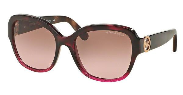 Michael Kors MK6027 310114 BROWN ROSE GRADIENTTORT FUSCHIA GLITTER