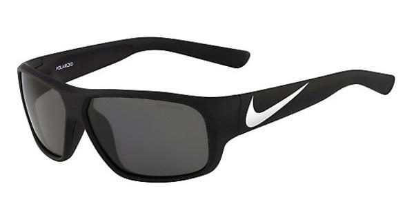 Nike NIKE MERCURIAL 6.0 P EV0779 017 MATTE BLACK/METALLIC SILVER WITH GREY Polarized LENS