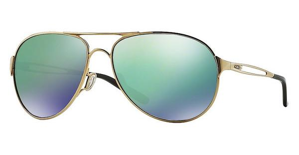 Oakley   OO4054 405415 JADE IRIDIUMPOLISHED GOLD