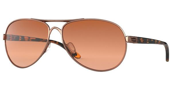 Oakley OO4079 407901 VR50 BROWN GRADIENTROSE GOLD