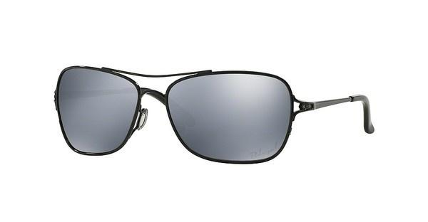 Oakley OO4101 410104 BLACK IRIDIUM POLARIZEDPOLISHED BLACK