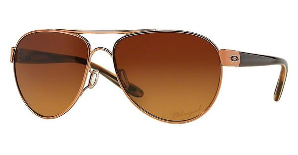Oakley OO4110 411005 BROWN GRADIENT POLARIZEDROSE GOLD