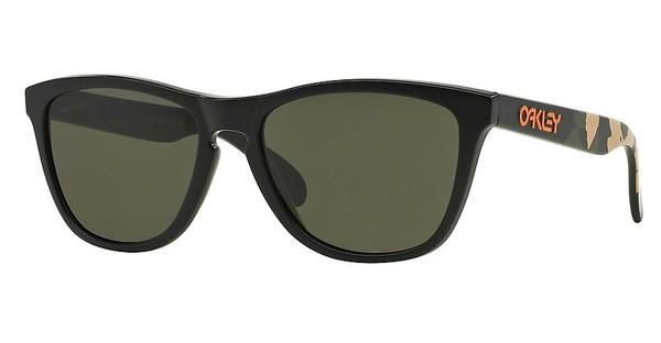 Oakley OO9013 24-437 DARK GREYMATTE BLACK